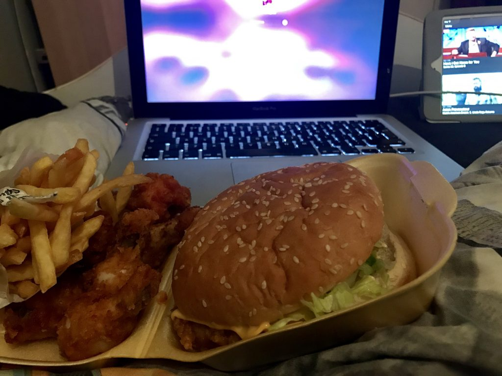 Chicken & Chips - The new Friday night