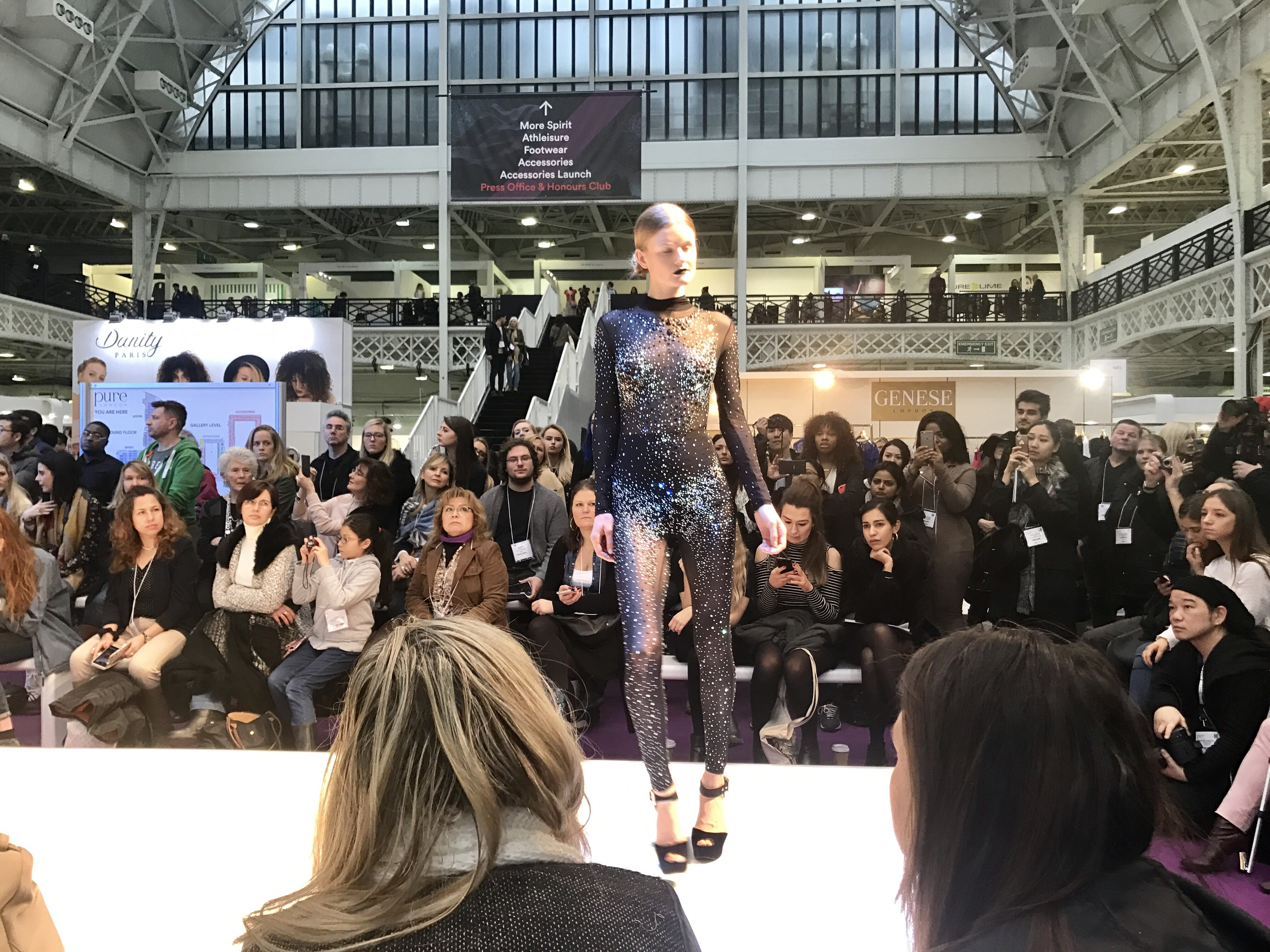 Pure London: Spirit Catwalk